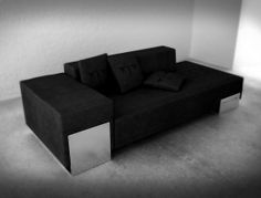 M_A Sofa Ventury Limited Edition by VENTURY PARIS , via Behance
