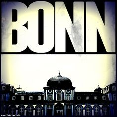 """""""BONN IN THE DARK""""  If you're interested in a print like this, just contact me or send me YOUR city pic...it takes just a few days until I send you the preview..."""