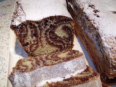 diana's cakes love: Chec Zebra, in doua culori Tiramisu, Banana Bread, Ethnic Recipes, Desserts, Sweets, Tailgate Desserts, Deserts, Postres, Dessert