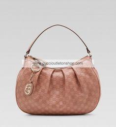 Gucci 'Sukey' Medium Hobo 232955 AA61G 5709