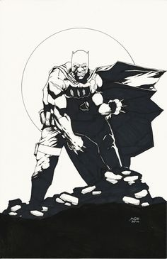 Dark Knight by Ace-Continuado.deviantart.com on @deviantART