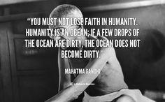 Believe in Humanity
