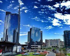 Porta Garibaldi - Milano