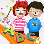 My ABC(7 in 1): Write and Learn alphabets and letter sounds