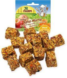 Jr Farm kokojyvä-omenakuutiot, 90 g 3,49€