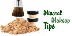 4 mineral makeup tips and tricks #beauty #younique #mineralmakeup http://youniqueproducts.com/Jess