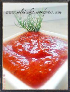 Sos pomidorowy według przepisu mojej babci