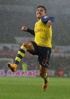 Alexis Sánchez--Arsenal