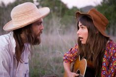 Edward Sharpe & the Magnetic Zeros - Alex Ebert and Jade Castrinos