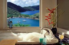 Peter Island, Resort and Spa. Such Luxury