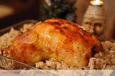 Yeni Yıl Sofrası ve Tavuk Dolması Tarifi | Mutfak Sırları