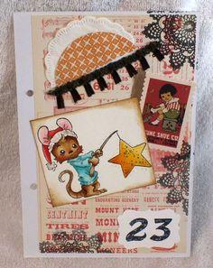 ♥Sabinesbastelwelt♥ December Daily, Scenery, Cover, Books, Art, Art Background, Libros, Christmas Calendar, Landscape
