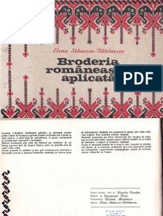 Tutorial ie Folk Embroidery, Margarita, Stitch, Album, Pdf, Costume, Hats, Punto De Cruz, Dots