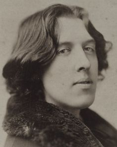 "Oscar Wilde:  ""In all matters of opinion, our adversaries are insane.""  ""No great artist ever sees things as they really are.  If he did, he would cease to be an artist."""