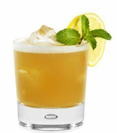 Mint Green Tea Lemonade