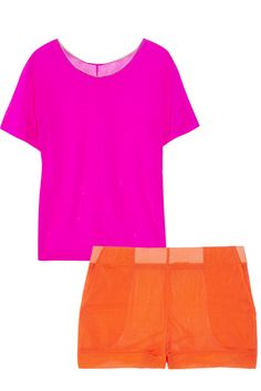 color #brights #neon #clothing
