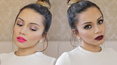 Tutorial | Day Glam to Night Glam Makeup Tutorial ad | Kaushal Beauty
