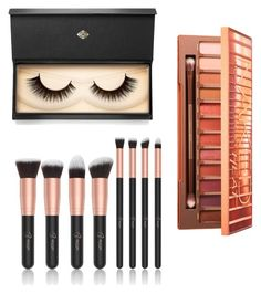 """""""Beauty ❤"""" by braxton-gallagher on Polyvore featuring beauty, Lash Star Beauty and Urban Decay"""
