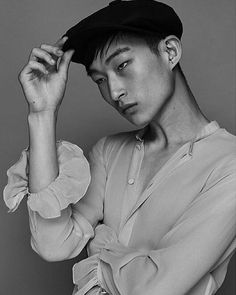 Sang Woo Kim for  @DSECTIONmagazine