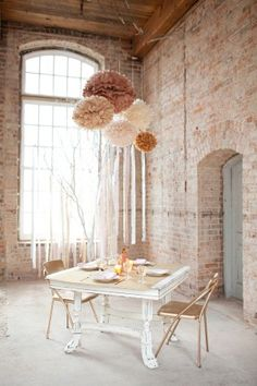 What an incredibly beautiful space! Great bones to start with, but this color palette is to die for. I would love to spend some time here.