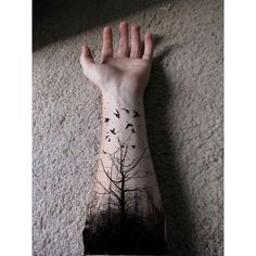 The 34 Kinds Of Tattoos That Look Insanely Hot On Guys ❤ liked on Polyvore featuring accessories, body art, tattoos and pictures