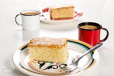 bolo simples com toque de limão e super fofinho