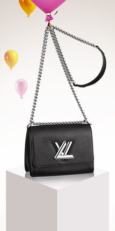 Add the Louis Vuitton Twist to your holiday wishlist.