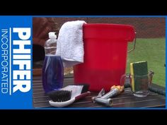 How to Clean GeoBella Outdoor Cushion and Pillow Fabric on Your Patio Furniture…
