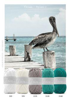 ByClaire garen 2 - Een kleurrijk, zacht en lekker dik garen ideaal voor haakprojecten als grote knuffels, winterkleding en woonaccessoires.