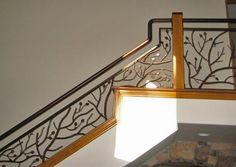 change my stair railing   Ashbee Design: Stair Railings
