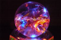 Ball of Light 8 #CesarsPhotoArt