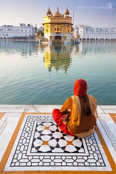 Golden Temple . Amritsar