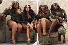 Four Plus-Size Women Just Totally Slayed The Cover Of Ebony Magazine