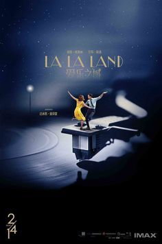 A pair of Chinese posters for Damien Chazelle's La La Land. Our top 50 films of Film Books, Book Tv, John Legend, Ryan Gosling, Poster Graphics, Damien Chazelle, Chinese Posters, Poster Art, Poster Ideas
