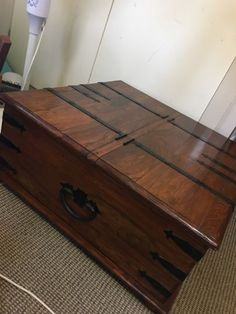 Coffee table / storage chest | Coffee Tables | Gumtree Australia Brisbane South East - Rochedale South | 1137004542