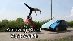 Amazing Stunts Talent Damien Walters - Must Watch [Video] ~ GoZiyan The General Blog