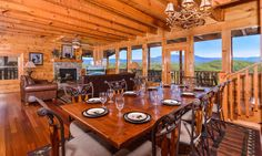 Pigeon Forge Cabins - Mt. LeConte Views Lodge