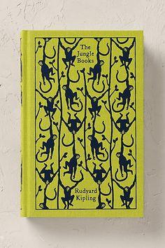 Anthropologie Europa The Jungle Books (Das Dschungelbuch)