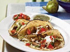 Delicious Chicken Taco Recipes: Soft Chicken Tacos
