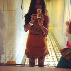 @Tiffany McMillen- this should be your costume! Gracie would approve. My Halloween costume this year! Pocahontas!