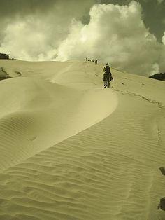 La Guajira desert, Colombia