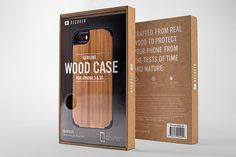 Recover iPhone case packaging