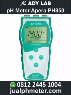 pH Meter Apera PH850 | Ady Lab Jual pH Meter Air Apera Instruments, Hanna, Ionix, Lutron Lab, Hanna, Instruments, Ph Meter, Labs, Labradors, Musical Instruments, Tools