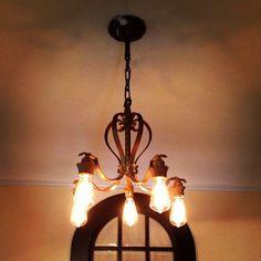 Debra Paessler Designs.......beauty heals.  Cool vintage-style bulbs!