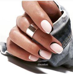 : newest and hottest matte nail art designs ideas 2019 - page 80 of 123 . - newest and hottest matte nail art designs ideas 2019 – page 80 of 123 – soflyme – newest - Minimalist Nails, Pink Nails, Gel Nails, Acrylic Nails, Glitter Nails, Nail Polish, Gradient Nails, Rainbow Nails, Nail Nail