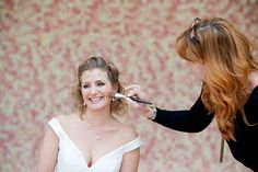 Yarnton Manor Partner - Debbie Mac Hair & Make Up - I specialise in providing both Make-up and Hair services to brides and complete bridal parties to ensure that you all look your absolute best in the day. I always recommend a trial session no later than 2 months before your wedding. My prices include travel...