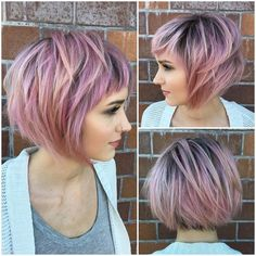 Best Short Hairstyles for Fine Hair Women Short Hair Cut Designs