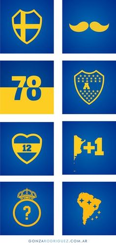 Simbolos Xeneizes on Behance Messi, Life Is Good, Soccer, Ideas Para, Tattoo Ideas, Behance, Graphics, River, Sport