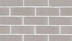 PGH Bricks' Naturals brick collection is one of the most popular on the east coast, with surface coloured bricks in light whites to dark charcoal greys. Grey Brick Houses, Brick Material, Brick Colors, Brick Pavers, Moon Dust, Exterior House Colors, Facade House, Home Reno, Colour Schemes