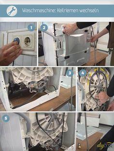 Waschmaschine Dreht Nicht Mehr